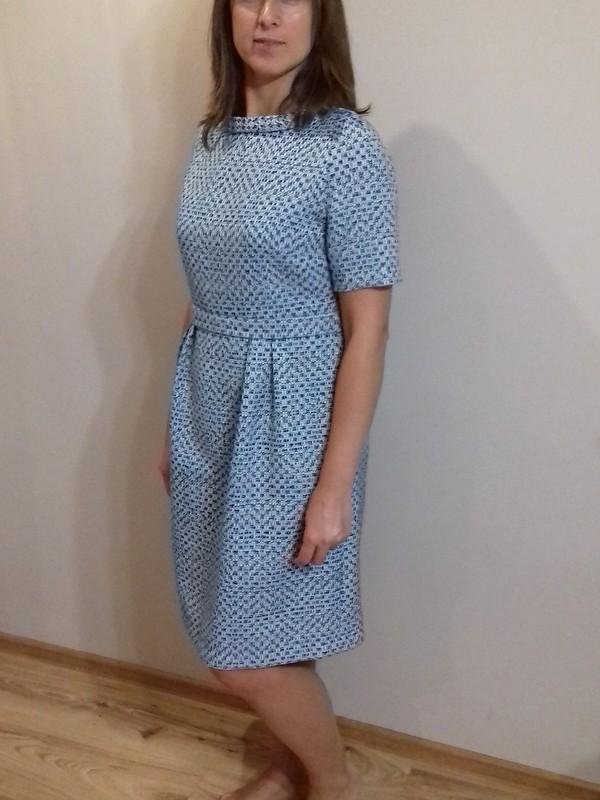 Платье наосень от Елена милая