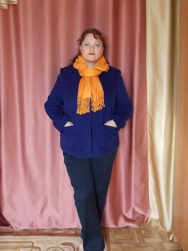 С Днем учителя или Цвет настроения синий от Tatyana-K-L