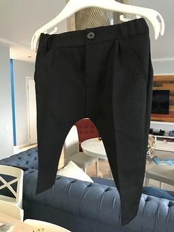 Работа с названием Классические брюки на 4 месяца