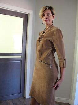 Работа с названием Платье -моя гордость!