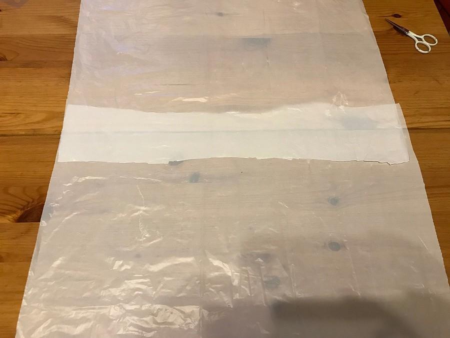 Как замаскировать пятна визделии изнатурального шёлка