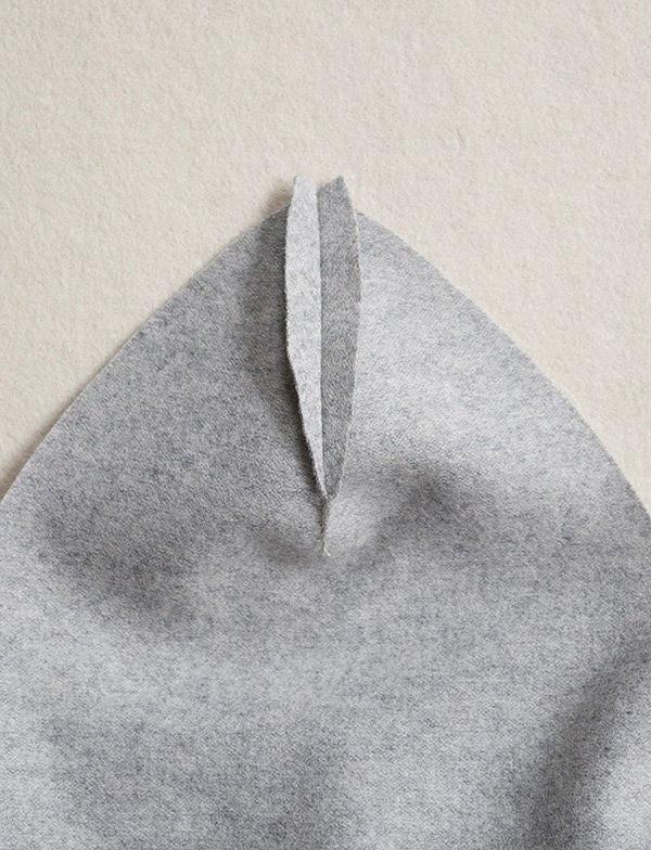 Как сшить шапку изшерсти ихлопка своими руками
