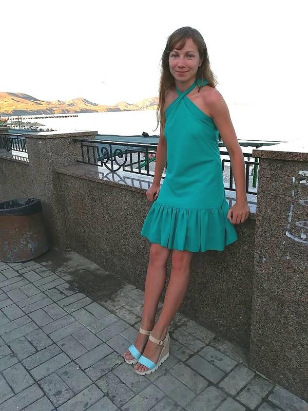 Зелёная волна от nutka-cherp