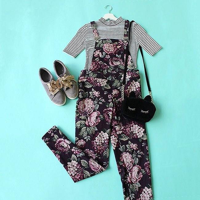 Идеи длятех, кто любит яркую одежду: instagram недели