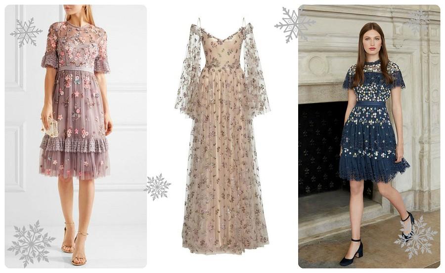 Праздник кнам приходит: выбираем платье наНовый год-2019