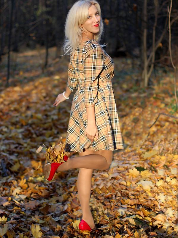 Золотая осень сBurberry от annywka2807