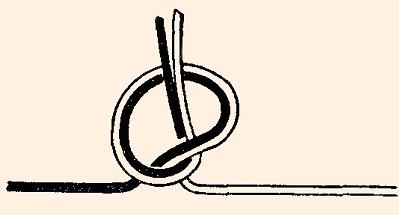 Что такое портновский узел?