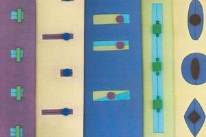 Как сделать фигурные прорезные петли в рамку