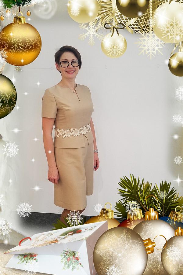 Раз! Два! Три! Марафон попошиву новогоднего платья