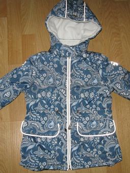 Работа с названием Детская зимняя куртка+вариант