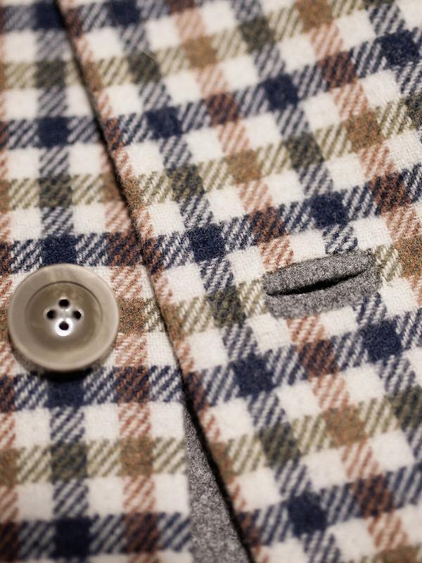 Двустороннее пальто