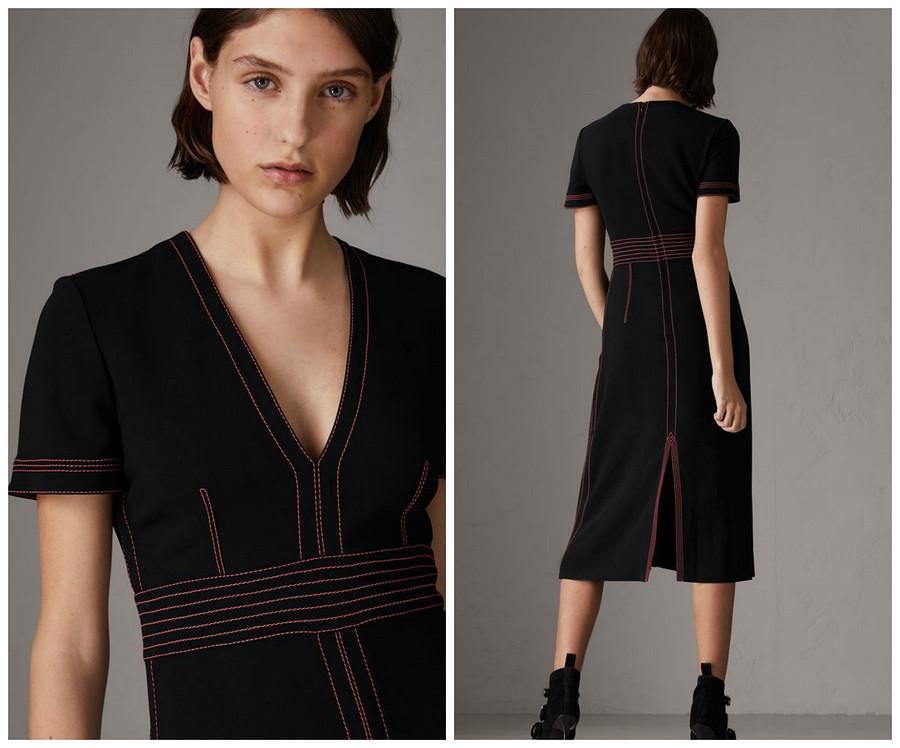 Вдохновение: отделочная строчка haute couture