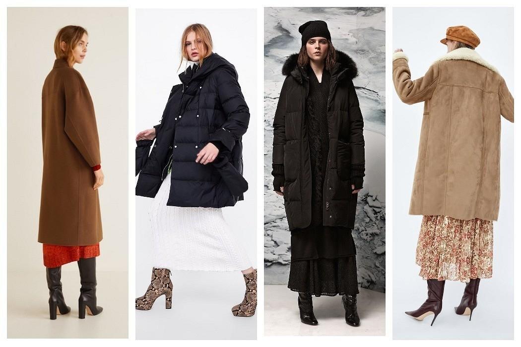 С чем носить длинную юбку зимой: универсальные варианты