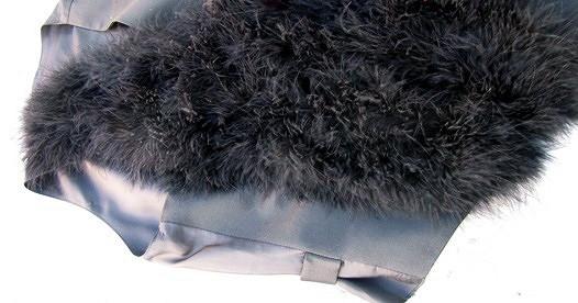 Как сделать «меховую» жилетку изобычной: мастер-класс