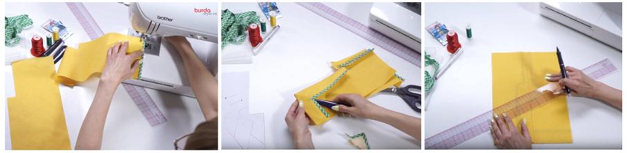 Шьем юбки вместе сBurda: новые обучающие курсы