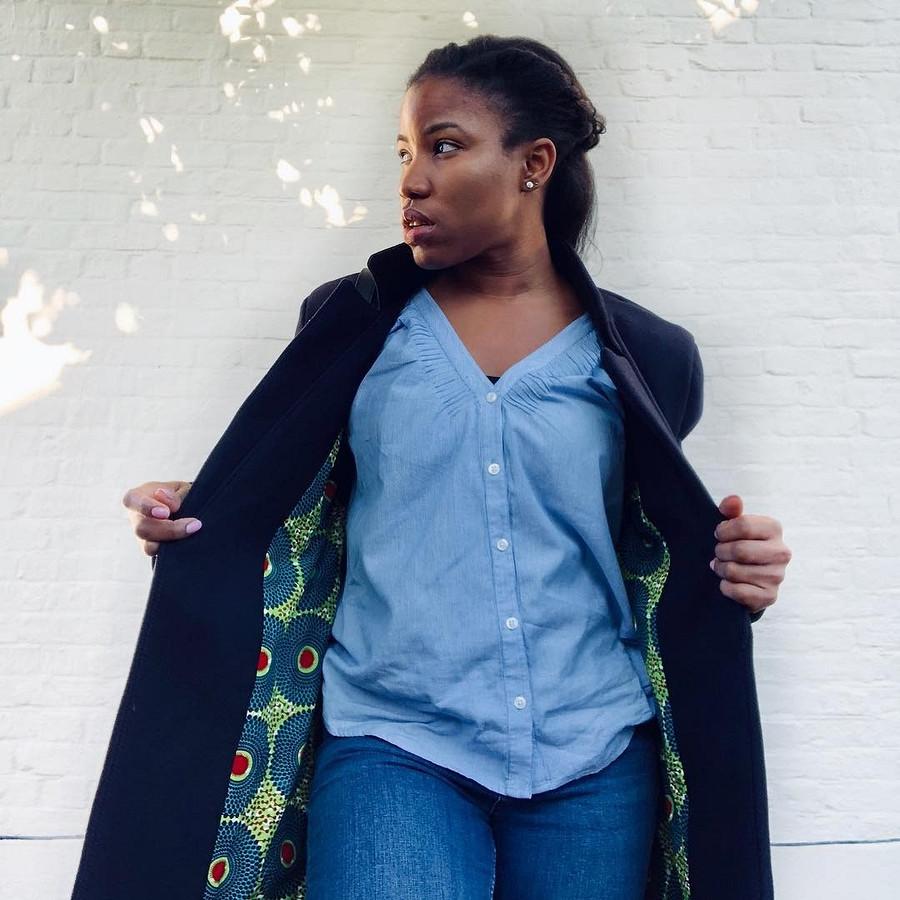 Одежда сжизнерадостным характером: instagram недели