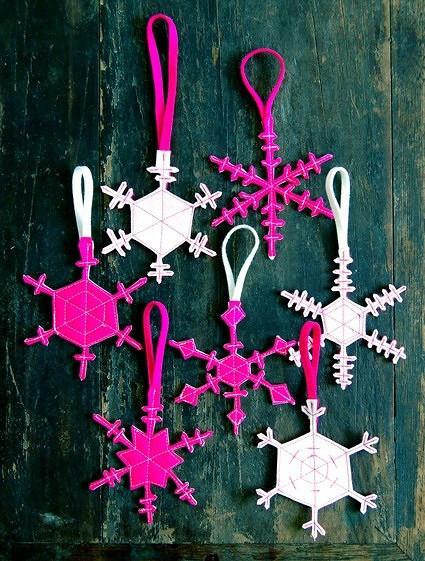 Необычные снежинки своими руками: 3 мастер-класса