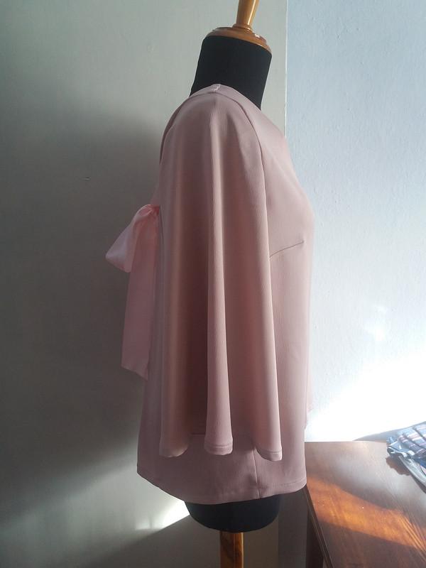 Блузка изшелка от TatyanaFrolova