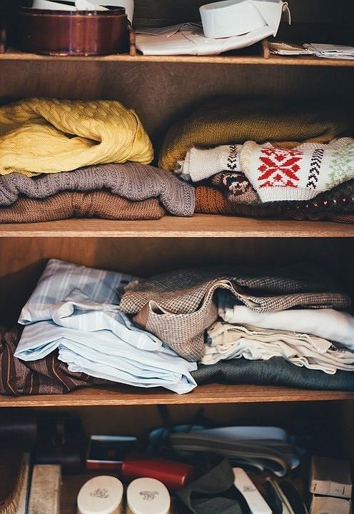 Что такое гардеробный хаос икак его избежать?