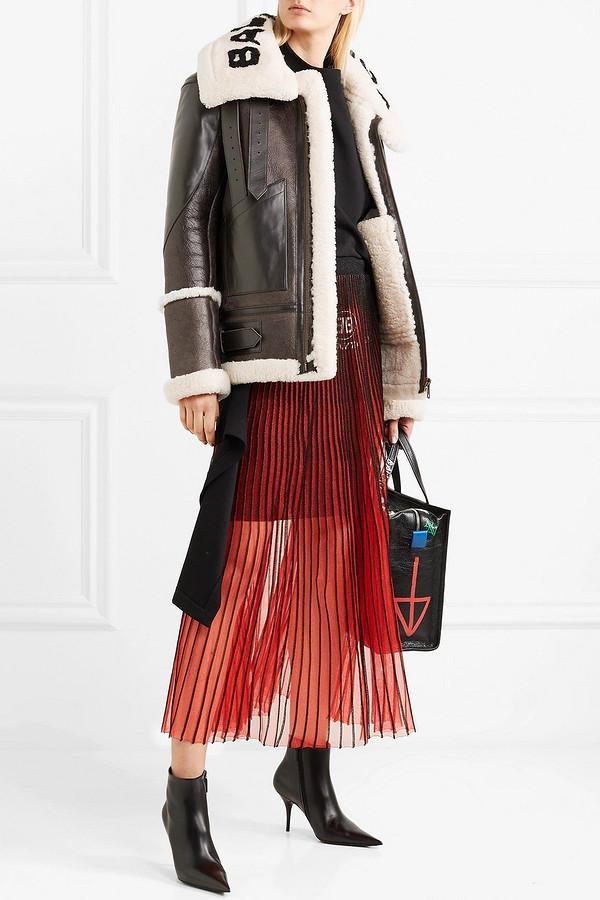 Куртка-авиатор – модный вариант разнообразить гардероб