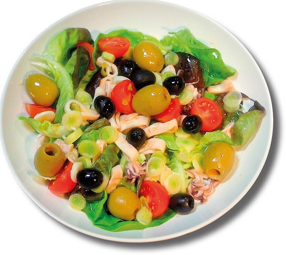 Оливки – свежий ингредиент наповседневной кухне