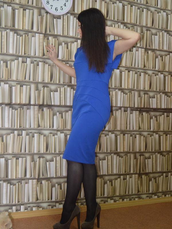 Архитектурное платье
