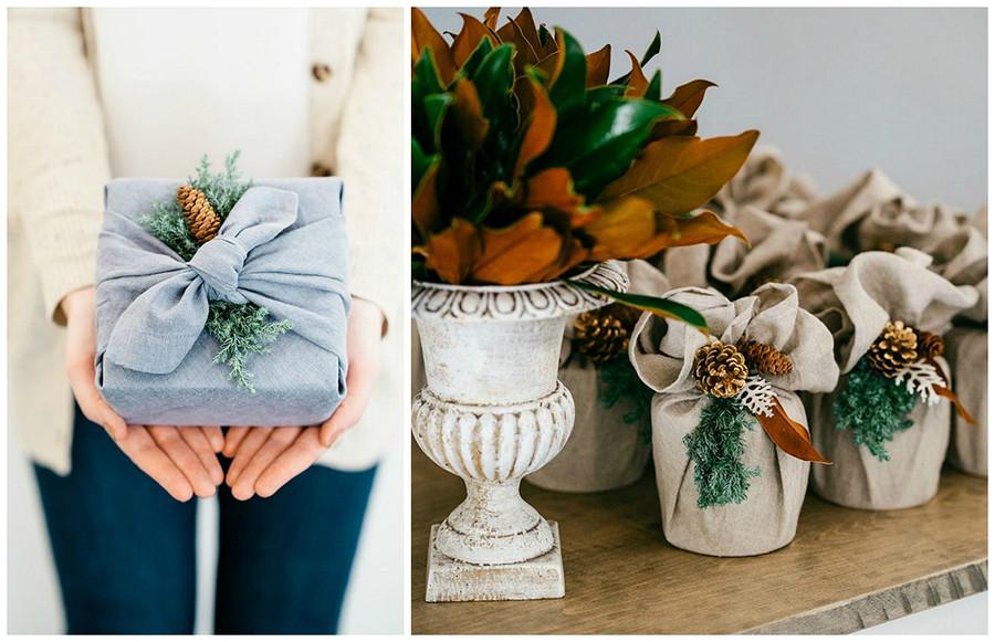 10 способов красиво упаковать новогодние подарки