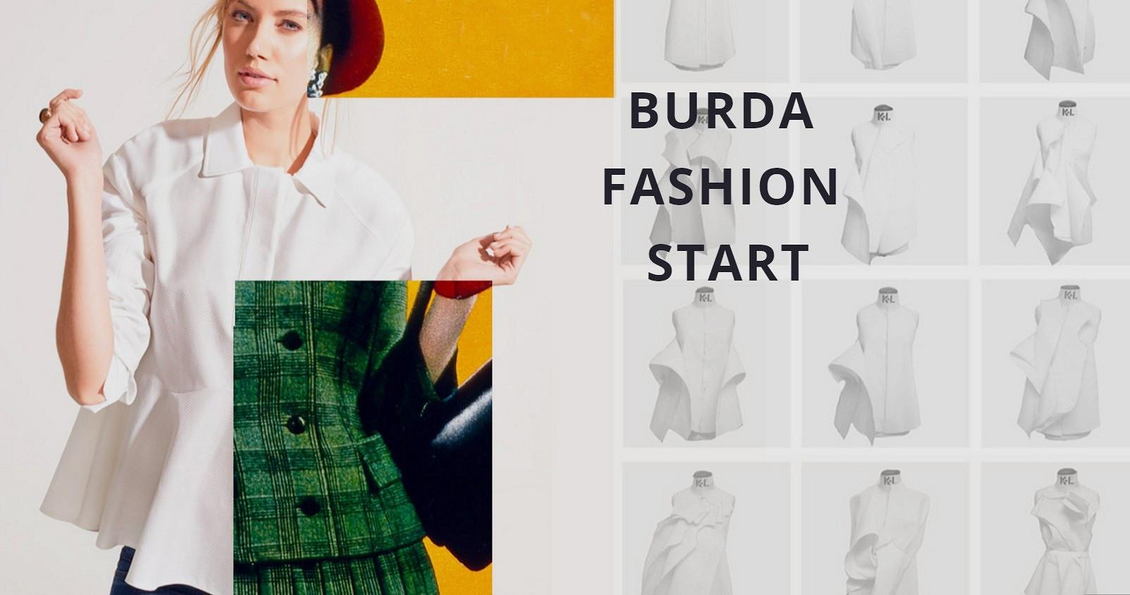 Burda Fashion Start: новый сезон, новые герои!
