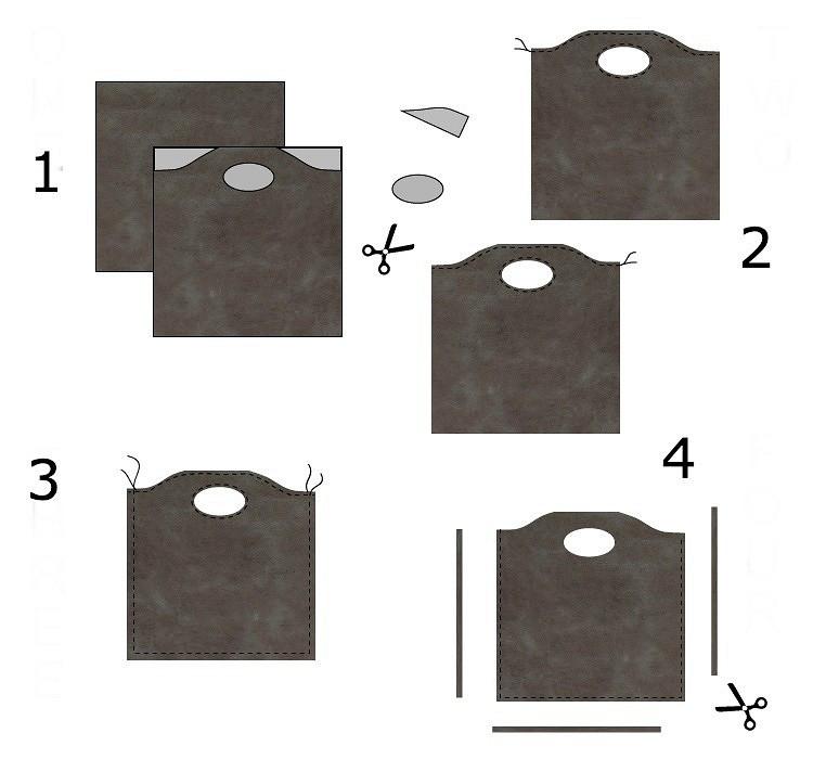 Простая кожаная сумка дляноутбука: мастер-класс