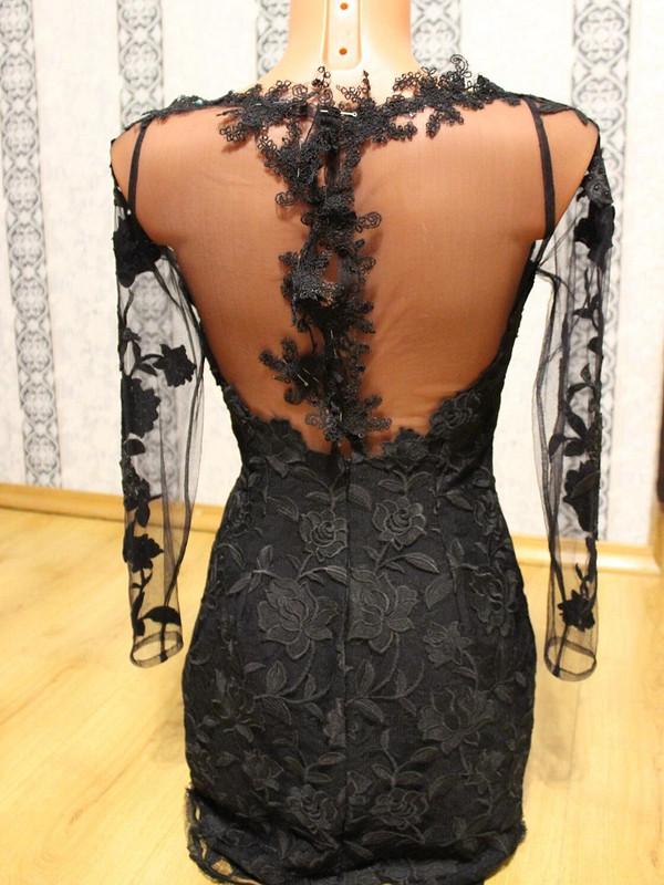 ручное платье