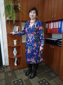 Работа с названием Платье-клумба среди зимы