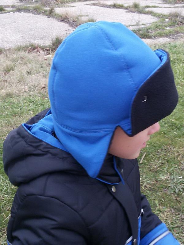Куртка иушанка дляДеньки :)