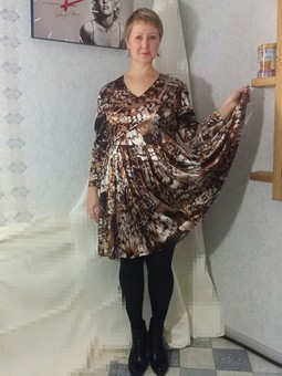 Работа с названием Платье  11/2013