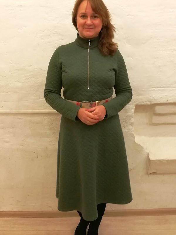 Удобнейшее платье изкапитония