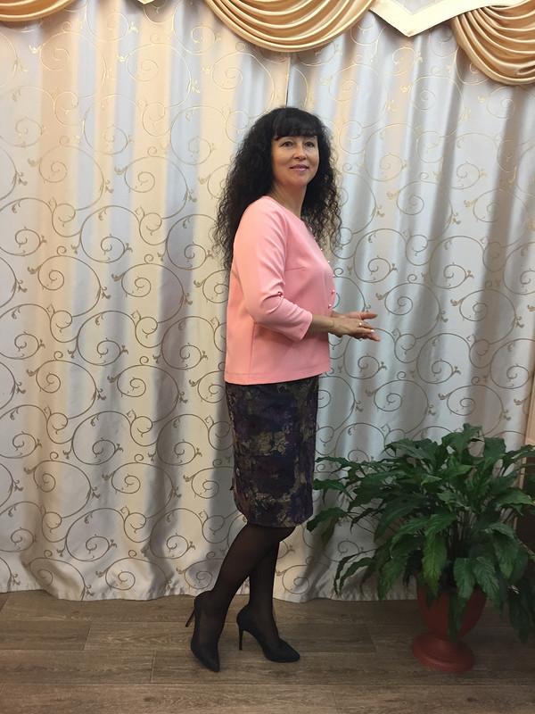 Блуза от Elena_Trifonova
