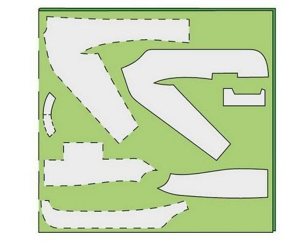 Раскладка выкройки наткани: полное руководство