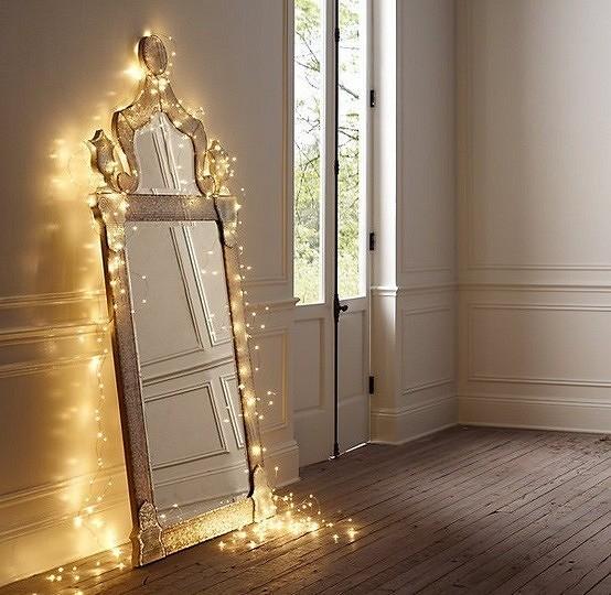 Новогодний декор изгирлянд: 12 идей синструкциями