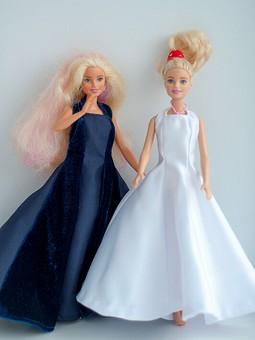 Работа с названием Для Barbie