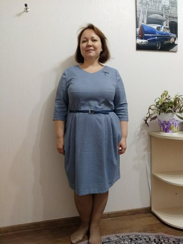 Платье сушками от ники_ната
