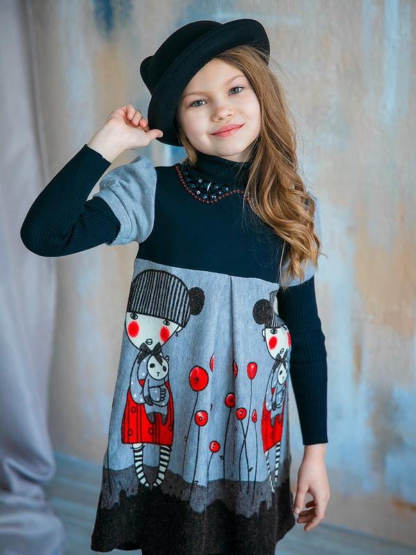 Платье «Пять девочек»