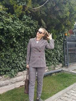 Работа с названием Русская англичанка в Турции