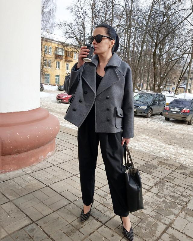 Брюки наподкладке от Танюшка Сергеевна