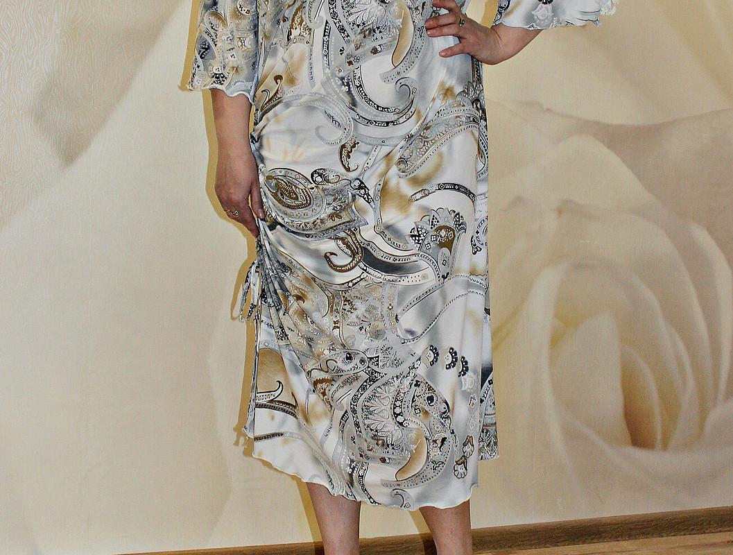 Платье цвета женственности! от ELLZA
