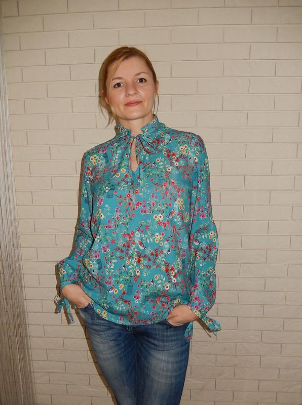 Весенняя блузка