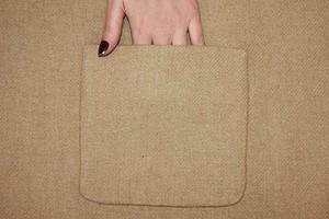 Невидимая обработка накладного кармана: способ от-кутюр