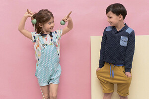 Burda. Детская мода: все технические рисунки