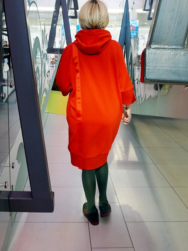 Простое платье от Оксана Георгиевна