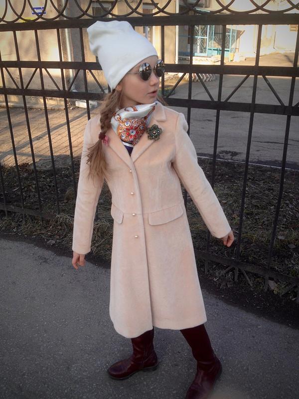 Пальто длядочери