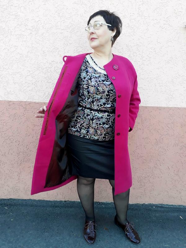 Пальто - «Весенний цветок» от RedHead1