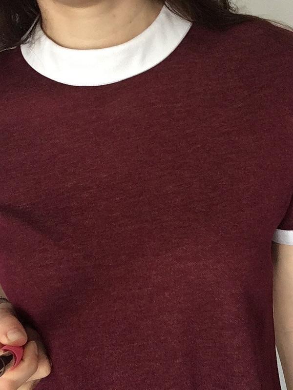 Блузка-пуловер 04/2018 от jamani